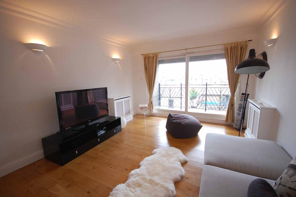 2 Bedrooms Flat for rent in The Windmill, 214 Chiswick High Road, London