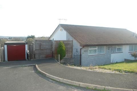 2 bedroom semi-detached bungalow for sale - Meadway, St Austell, Cornwall