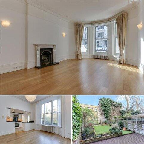 3 bedroom maisonette to rent - Palace Gardens Terrace, Kensington, London, W8