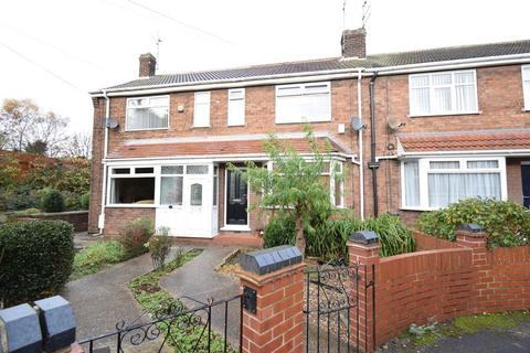 2 bedroom terraced house for sale - Pendeen Grove, Hull