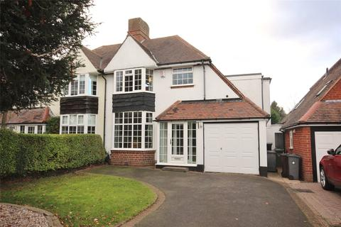 4 bedroom semi-detached house for sale - Marsham Court Road, Solihull, West Midlands, B91