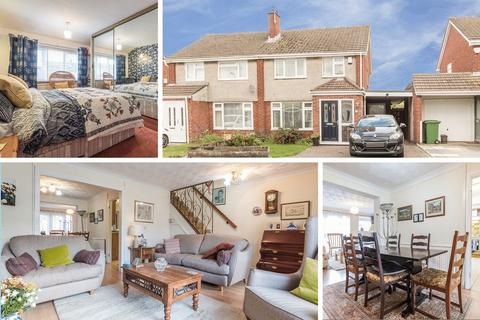 3 bedroom semi-detached house for sale - Witla Court Road, Cardiff - REF#00005679 - View 360 Tour At http://bit.ly/2PH6NkQ