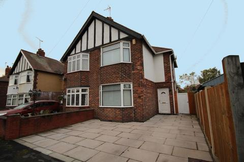 3 bedroom semi-detached house to rent - 2 EASTCROFT AVENUE, DERBY