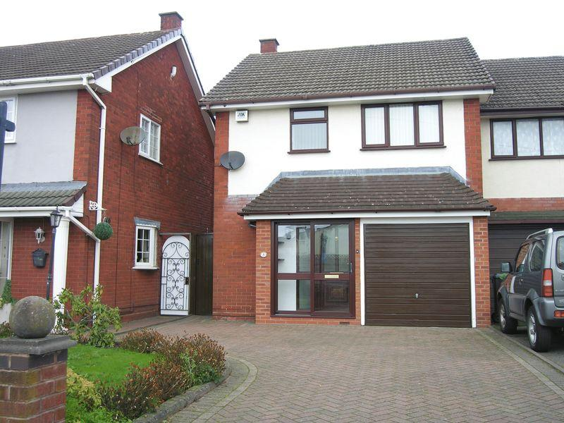 Brewers Drive Pelsall 48 Bed Semidetached House For Sale £4848 Fascinating 12 Bedroom House