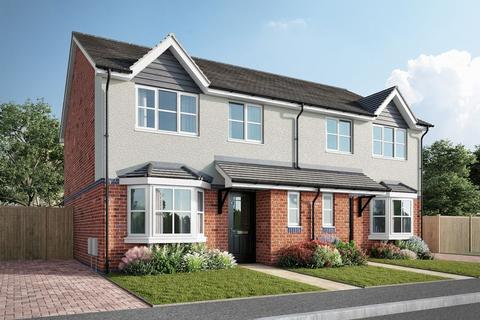3 bedroom semi-detached house for sale - The Chirk, Llys Marl Development, Llandudno Junction