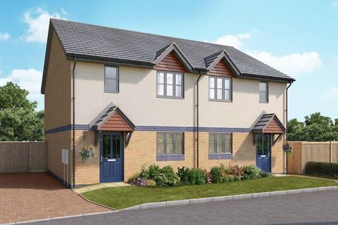 3 bedroom semi-detached house for sale - The Pembroke, Llys Marl Development, Llandudno Junction