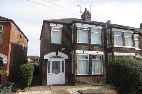 3 bedroom terraced house to rent - Fairfax Avenue, Hull, HU5 4RD