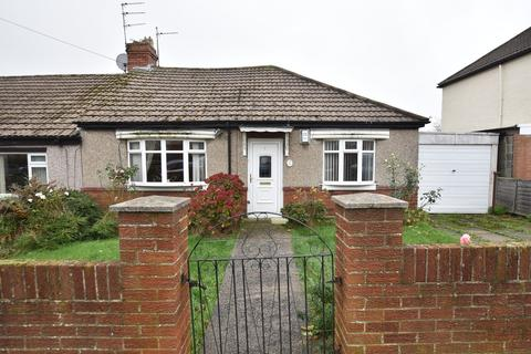 2 bedroom terraced bungalow for sale - North View, Fulwell