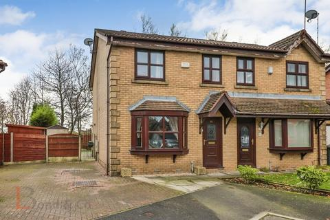 3 bedroom semi-detached house for sale - 16 Martins Field, Norden, Rochdale
