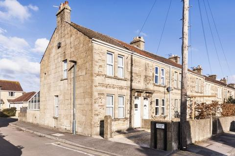 3 bedroom end of terrace house for sale - Wellsway, Bath