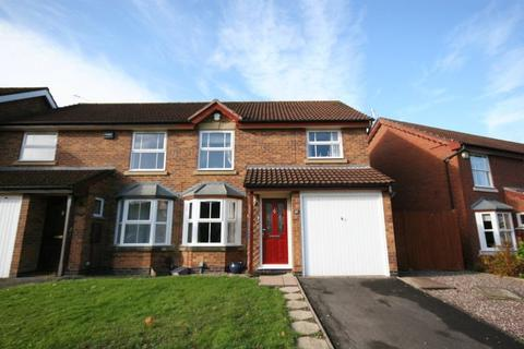 3 bedroom semi-detached house for sale - Spinney Road, Barnwood, Gloucester
