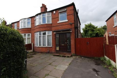 4 bedroom semi-detached house to rent - Brentbridge Road, Fallowfield,  M14