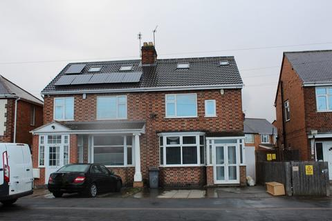 4 bedroom semi-detached house to rent - Gleneagles Avenue, Rushey Mead, Leicester