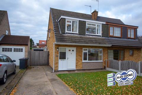 3 bedroom semi-detached house for sale - Plantation Gardens, Off Wigton Lane, Alwoodley