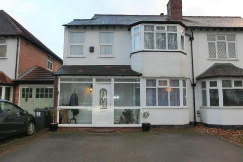 3 bedroom semi-detached house for sale - Etwall Road, Hall Green, Birmingham