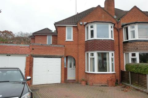 4 bedroom semi-detached house for sale - Arnold Grove, Shirley, Solihull