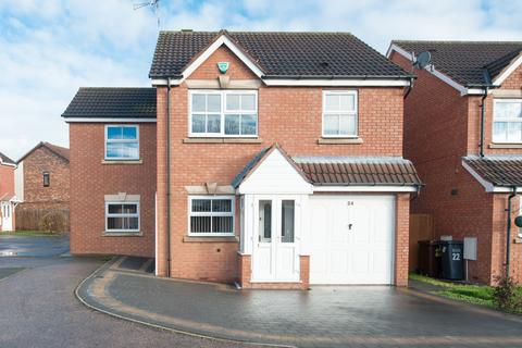 4 bedroom detached house for sale - Enville Close, Marston Green