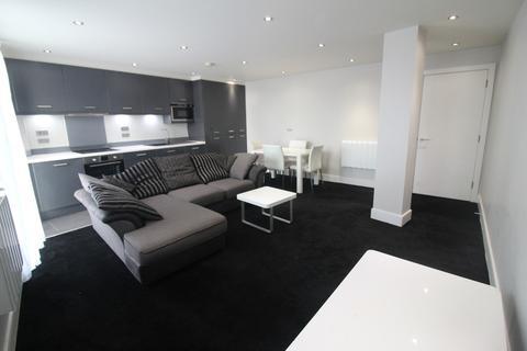 2 bedroom apartment to rent - Indigoblu, 14 Crown Point Rd, Leeds