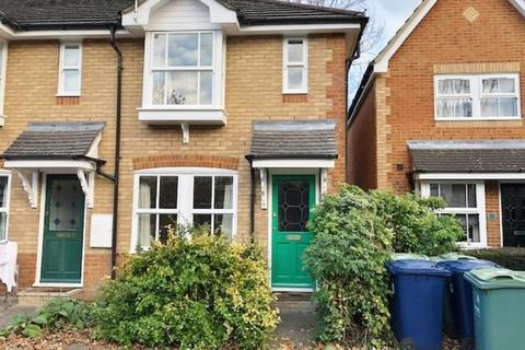 2 bedroom semi-detached house to rent - Prestwich Place, Oxford