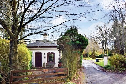 1 bedroom detached bungalow for sale - North Lodge, Netherplace, Mauchline, East Ayrshire, KA5 5SU