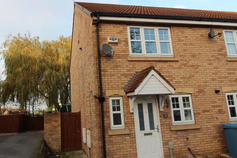 2 bedroom house for sale - Flanders Red, Sutton Park, Hull HU7