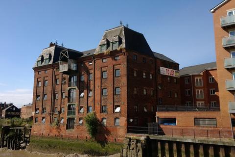 2 bedroom flat to rent - 25 New North Bridge House, Charlotte Street, Hull HU1