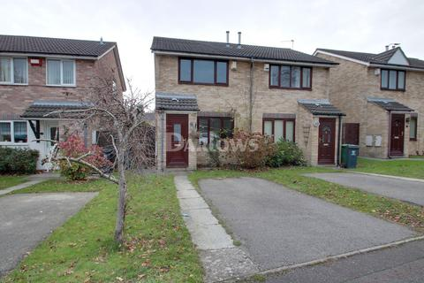 2 bedroom semi-detached house for sale - Wicken Close, St Mellons, Cardiff