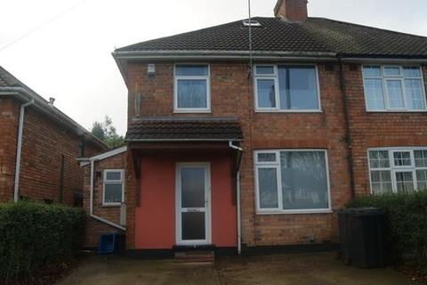 6 bedroom terraced house to rent - Harborne Lane, BIRMINGHAM, WEST MIDLANDS