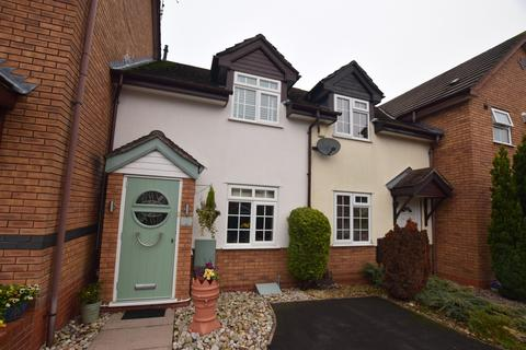2 bedroom townhouse for sale - Norcombe Grove, Shirley, Solihull, B90 4PF