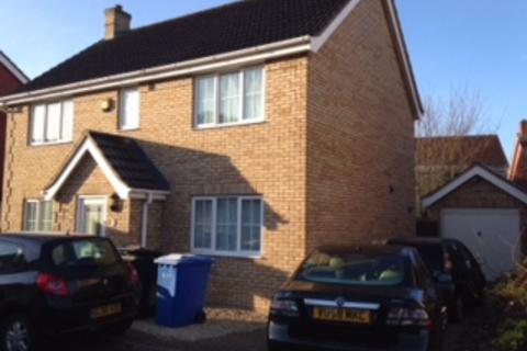 6 bedroom detached house to rent - STUDENT LET -Tizzick Close, Three Score. NR5 9HB