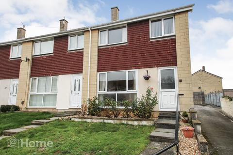 3 bedroom end of terrace house for sale - Hillcrest Drive, Bath BA2
