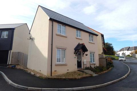 3 bedroom detached house for sale - Flax Meadow Lane, Axminster, Devon