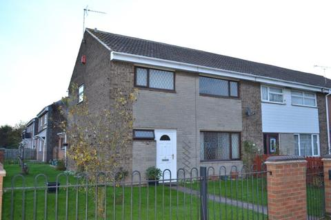 4 bedroom end of terrace house to rent - Scampton Way, Gainsborough, Lincolnshire, DN21