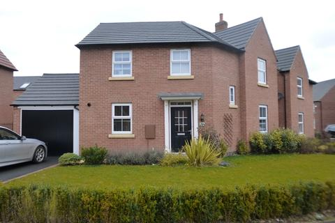 3 bedroom detached house to rent - Slatewalk Way, Glenfield, Leicester. LE3