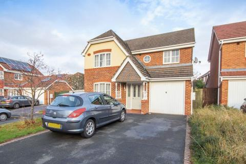4 bedroom detached house to rent - CHASE CLOSE, CHELLASTON, DERBY