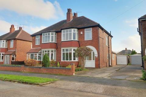 3 bedroom semi-detached house for sale - Palmer Avenue, Willerby
