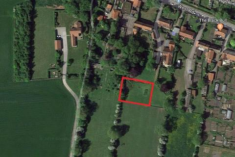 Plot for sale - Single Building Plot, To The Rear Of Spencer House, Melsonby, Nr Richmond, North Yorkshire, DL10