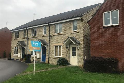 3 bedroom semi-detached house to rent - Meadowsweet Walk, Gloucester