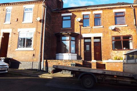 3 bedroom terraced house to rent - Liddle Street, Stoke-On-Trent