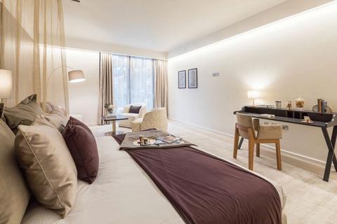 Studio to rent - Deluxe Studio Apartment - THE QUARTERS Swiss Cottage, NW3