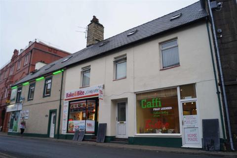 4 bedroom property for sale - Cafe/Takeaway with Flat, Penlan Street, Pwllheli