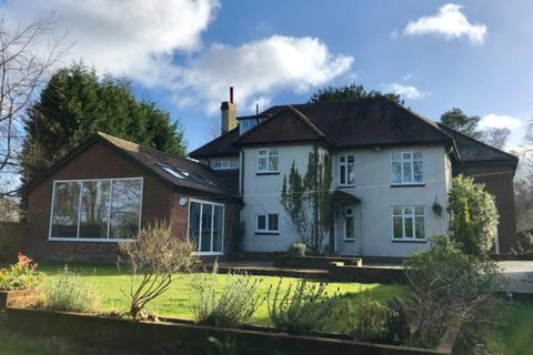 5 bedroom detached house for sale - FABULOUS FAMILY HOUSE WITH SWIMMING POOL Edge Hill, Darras Hall