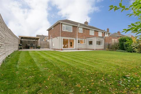 5 bedroom semi-detached house for sale - Eddleston Avenue, Gosforth, Newcastle upon Tyne