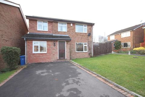 4 bedroom detached house to rent - Stretton Close, Mickleover, Derby