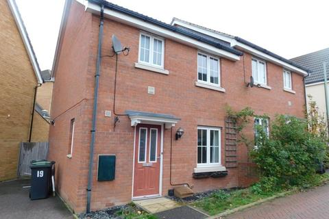 3 bedroom semi-detached house for sale - Nuthatch Close