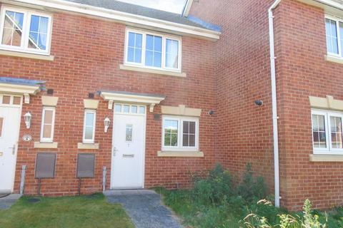 2 bedroom terraced house to rent - Manor Court, Newbiggin-by-the-Sea, Northumberland, NE64 6HF