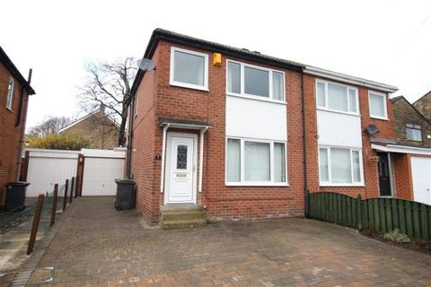 3 bedroom semi-detached house for sale - Uppermoor Close, Pudsey, LS28 8BU