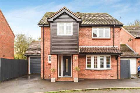 4 bedroom detached house for sale - Hornbeam Close, South Wonston, Winchester, Hampshire, SO21