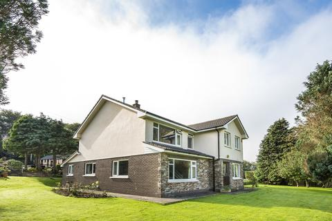 5 bedroom property with land for sale - Stoke Rivers, Barnstaple EX32