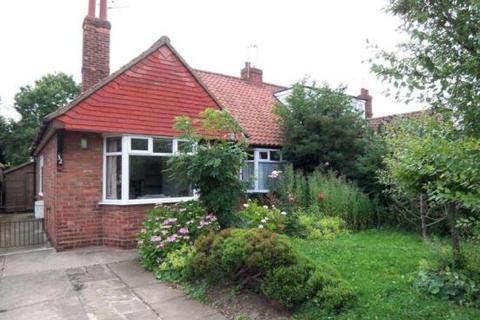 2 bedroom semi-detached bungalow to rent - Grants Avenue, Fulford